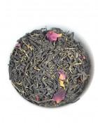 The Tea Shelf Organic Rose Black Tea-Loose Leaf Tea