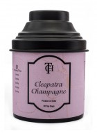The Cha House Cleoptra Champagne Pure Infusion Tea in Silken Pyramid Tea Bags - 20 Bags