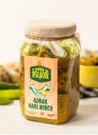The Little Farm Co Adrak Hari Mirch