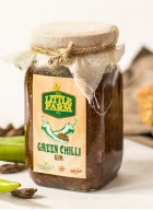 The Little Farm Co Green Chilli Gur