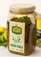 The Little Farm Co Green Chilli Pickle