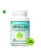 Kerala Naturals Triphala 500 - Dietary Supplement