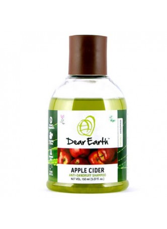 Dear Earth Apple Cider Anti- Dandruff Shampoo