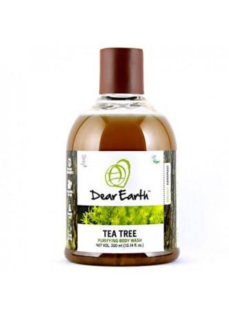 Dear Earth Tea Tree Purifying Body Wash