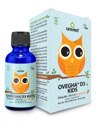 Unived Ovegha D3 Kids