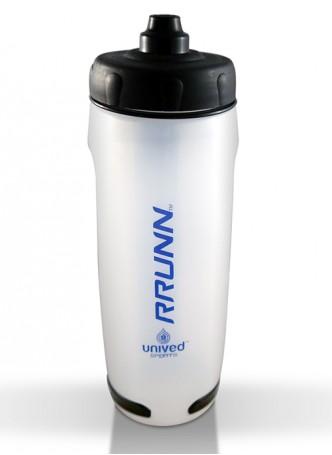 Unived RRUNN Handheld Running Bottle, 473ml (Pack of 2)