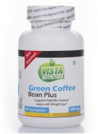 Vista Nutrition Green Coffee Bean Plus 400mg – 60 capsules
