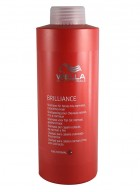 Wella Brilliance Shampoo - 1000ml