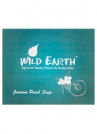 Wild Earth Jasmine Peach Soap-Pack of 2