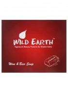 Wild Earth Drunken Wine & Beer Soap (Pack of 2)