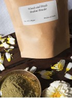 Woods and Petals Brahmi Powder ( Gotu Kola )for Hair Growth and Hair Conditioning