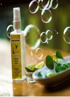 Woods & Petals Lemon Body Mist