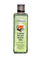 Woods and Petals Stress Relief Body Oil