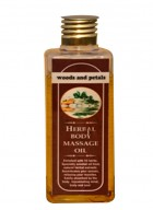 Woods and Petals Herbal Body Massage Oil