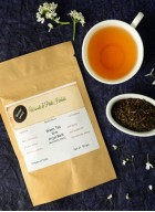 Woods and Petals Darjeeling Green Tea with Arjun Bark Loose-100gm (Pack of 2)