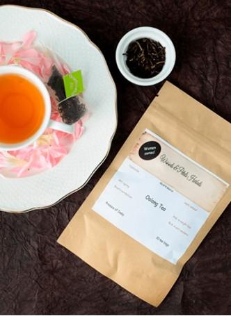 Woods and Petals Oolong Tea-10 Tea Bags (Pack of 2)