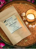 Woods and Petals Handmade Panchgavya Face Pack and Scrub (Pack of 2)