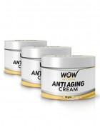 Wow Anti Aging Cream - Pack Of 3