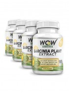 Wow Garcinia Cambogia - Pack Of 4
