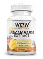 Wow African Mango - 60 Capsules