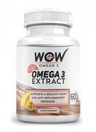 Wow Omega-3 - 60 Capsule