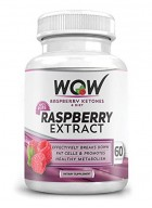 Wow Rasberry Ketones Plus Diet - 60 Capsules