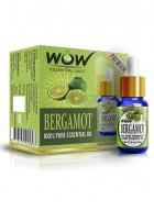 Wow Essential Bergamot Oil - 15 ml