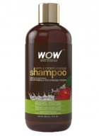 WOW Organics Apple Cider Vinegar Shampoo