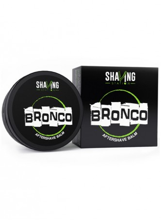 Shaving Station by WOW - Bronco Aftershave Balm - 100ml (Pack of 2)