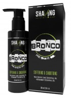 Shaving Station - Bronco Pre Shave Gel (Pack of 2)