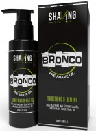 Shaving Station by WOW - Bronco Pre Shave Oil - 50ml (Pack of 2)