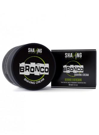 Shaving Station by WOW - Bronco Shaving Cream - 200ml