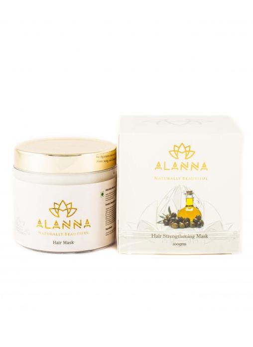 Alanna Hair Strengthening Mask