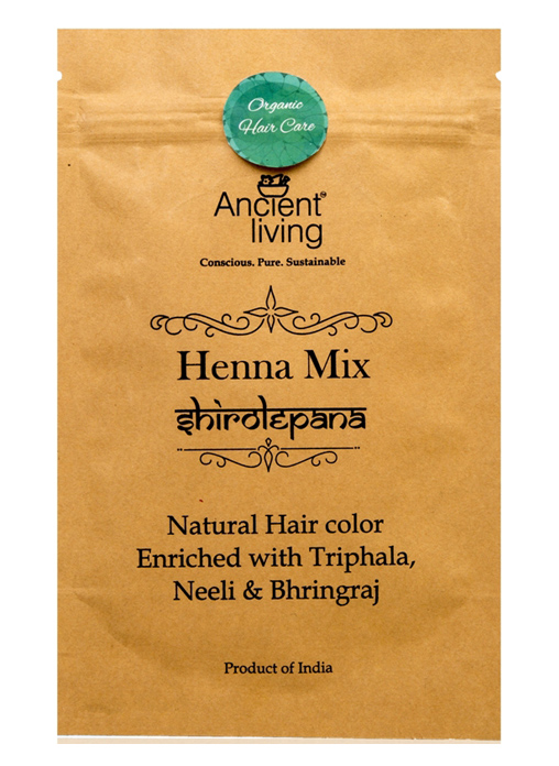 Ancient Living Henna Mix (Pack of 2)