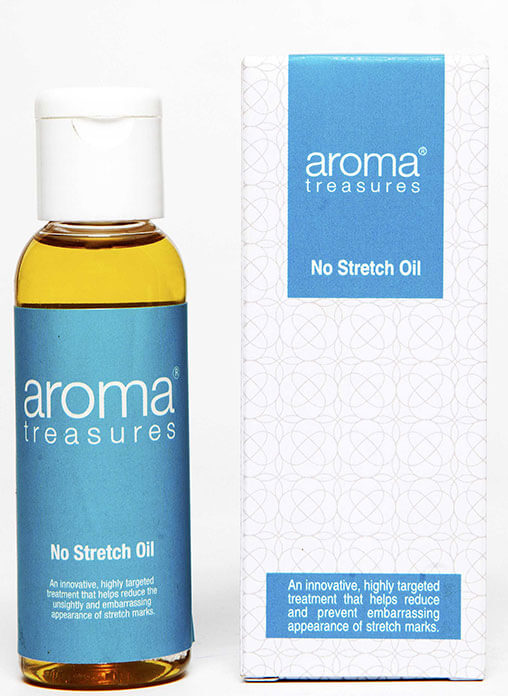 Aroma Treasures No Stretch Mark Oil