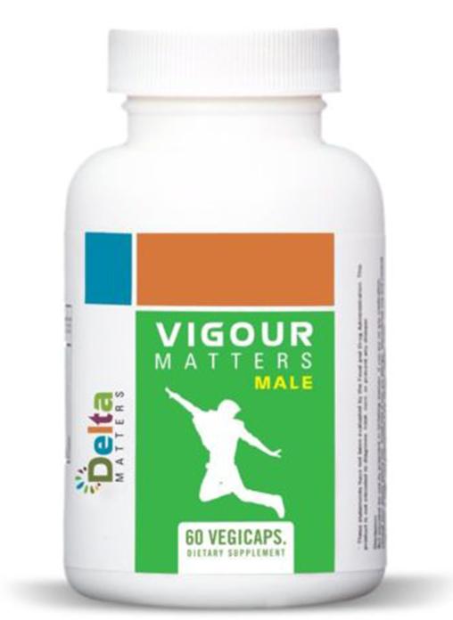 Delta Matter Vigour Matters for Male