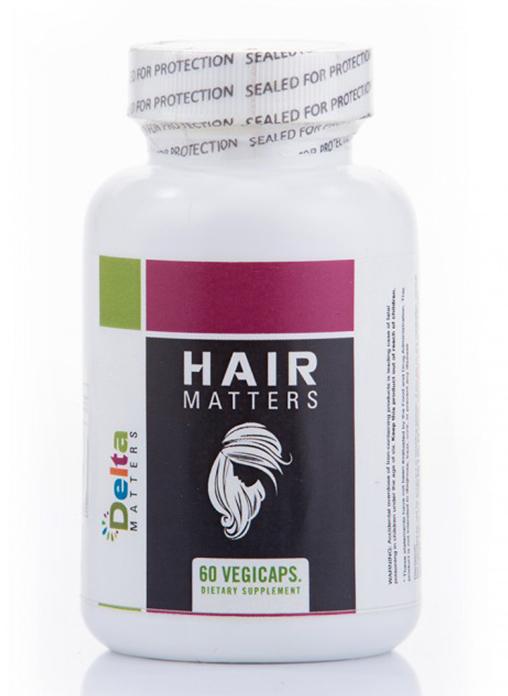 Delta Matter Hair Matters
