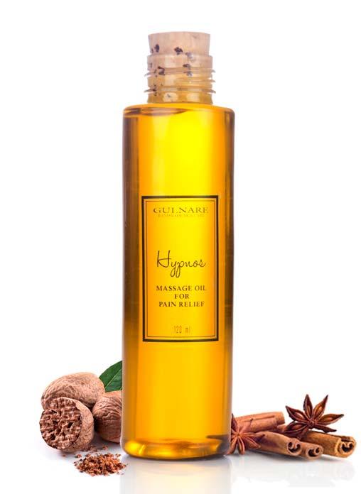 Gulnare Skincare Hypnos Body Massage Oil