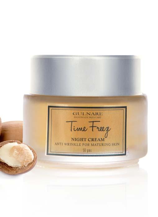 Gulnare Skincare Time Freeze Night Cream