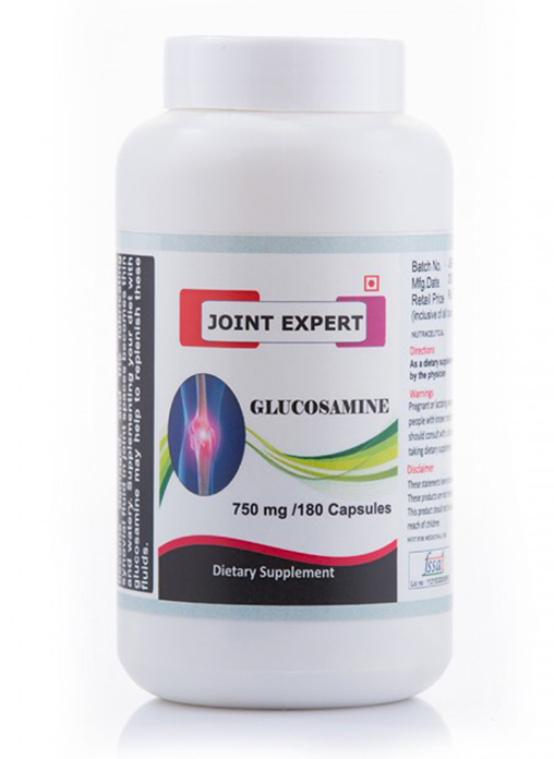 Joint Expert Glucosamine -750m