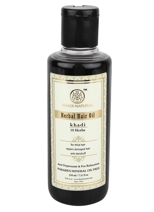 Khadi Natural 18 Herbs Hair Oil