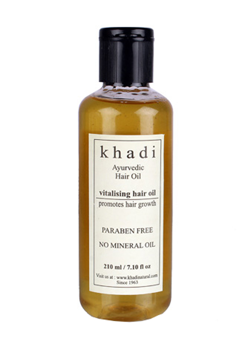 Khadi Natural Vitalising Hair Oil