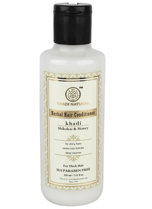 Khadi Natural Shikakai and Honey Hair Conditioner