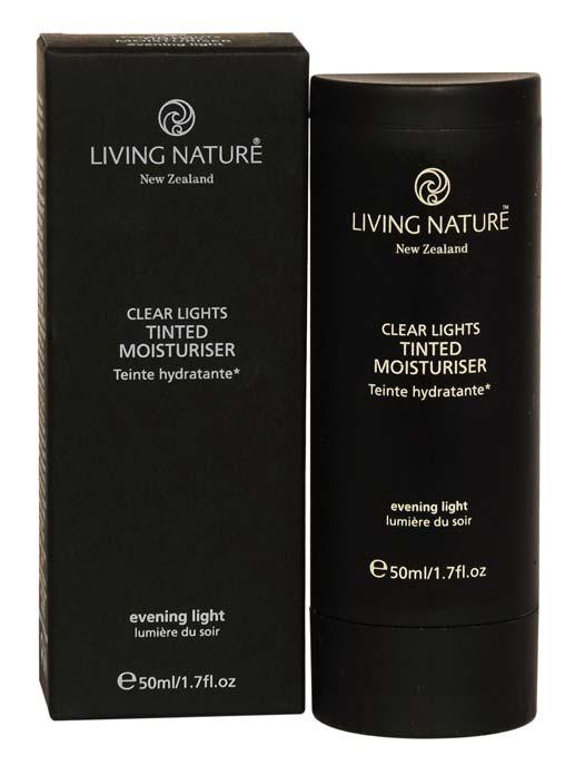 Living Nature Tinted Moisturizer-Evening Light Lumière Du Soir