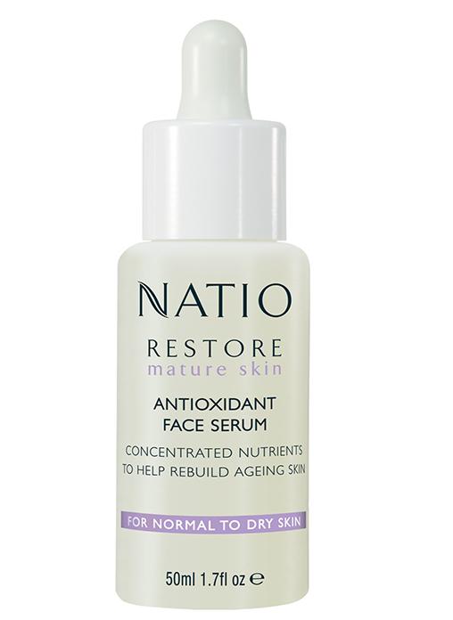 Natio Restore Antioxidant Face Serum