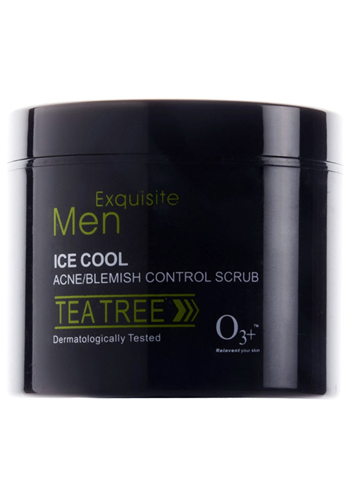 O3+ Men Ice Cool Acne - Blemish Control Scrub