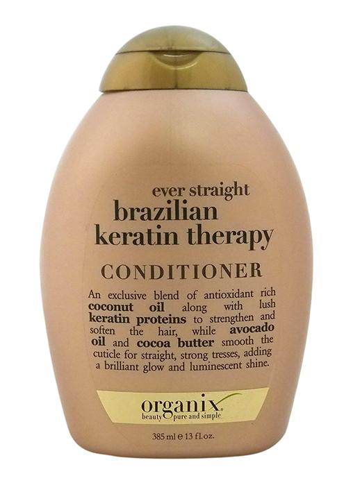 OGX Organix Brazilian Keratin Defrizzant Conditioner