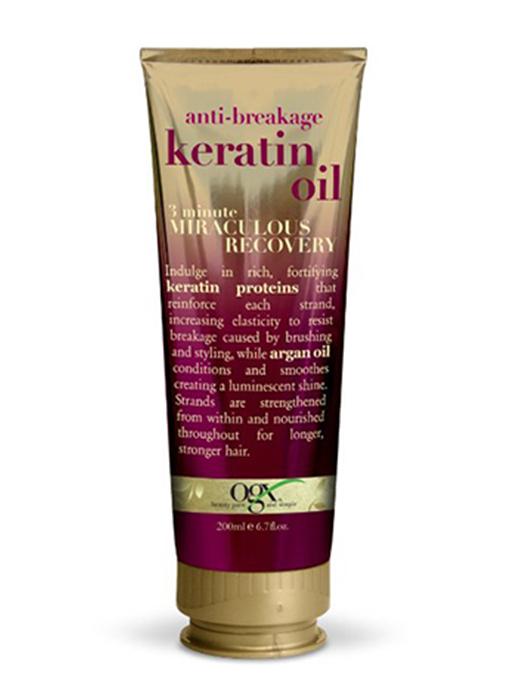 OGX Organix Anti-breakage Keratin Oil 3 Minute miraculous Recovery