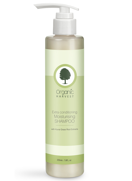 Organic Harvest Extra Conditioning Moisturizing Shampoo