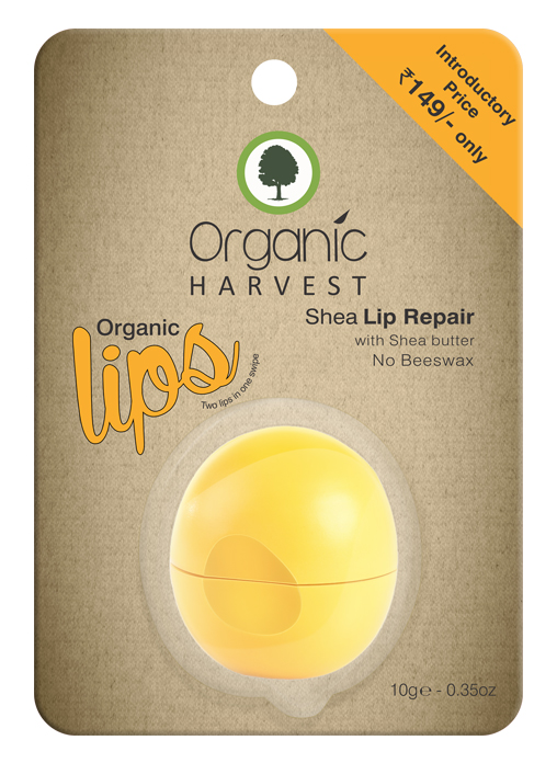 Organic Harvest Shea Lip Balm